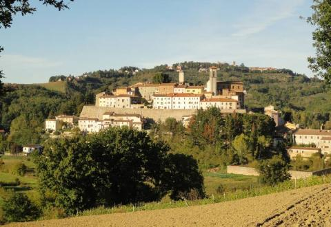 A view of Monterchi