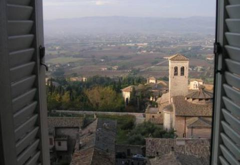 A view from Assisi